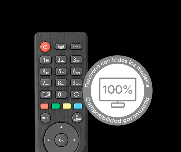 URC1917 TD Systems TV Remote